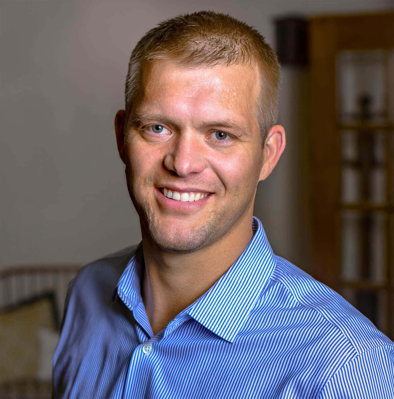 Dr. Tanner Hunsaker at Midtown Dental in Logan, Utah