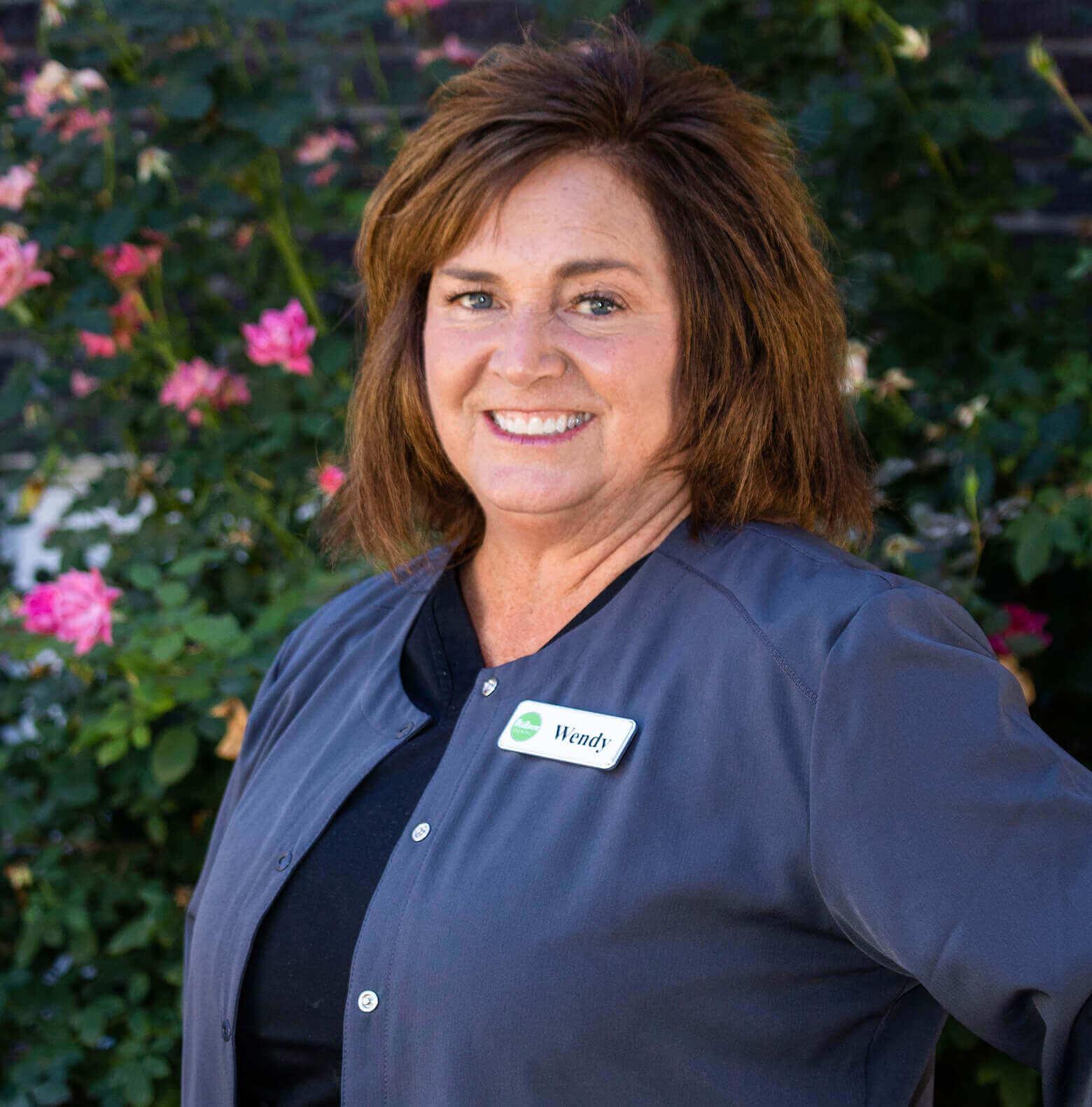 Wendy, team member at Midtown Dental